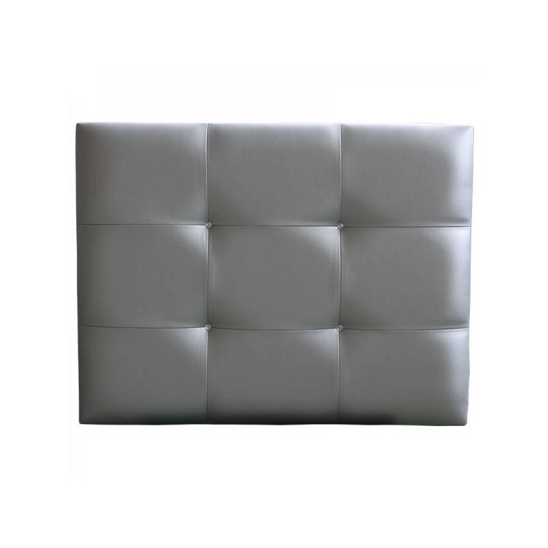 Cabecero Tablet 91 x 70 cm Plata con cristales de Swarovski OFERTON