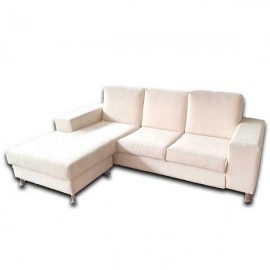 Chaise Longue modelo ARTIKA 1+2 Plazas Color Crudo