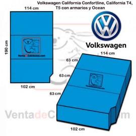 Colchones para Furgoneta Volkswagen California Confortline