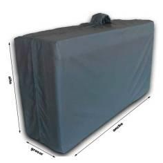 Funda para transportar el colchón plegable a medida