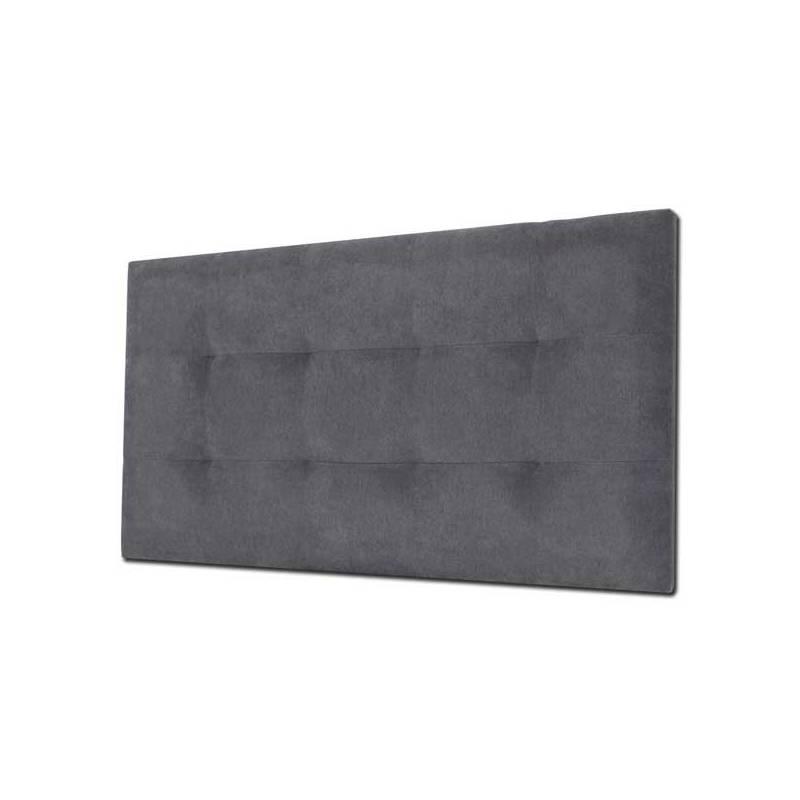 Cabecero Tablet 166 x 70 cm Tela Antimanchas Essence Gris Antracita OFERTON
