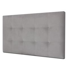 Cabecero Tablet 166 x 70 cm en Tela Gris Perla Essence Antimanchas OFERTON