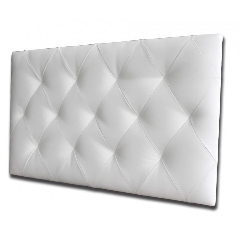 Cabecero Diamond 166 x 70 cm Blanco OFERTON
