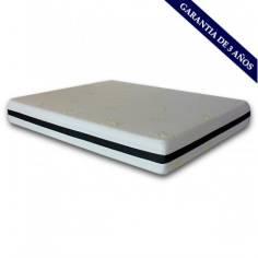 Colchón Viscoelástico Visco 5 *Antiescaras Desenfundable - : 90 x 190 cm