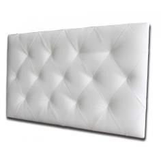 Cabecero Diamond 91 x 70 cm Blanco OFERTON