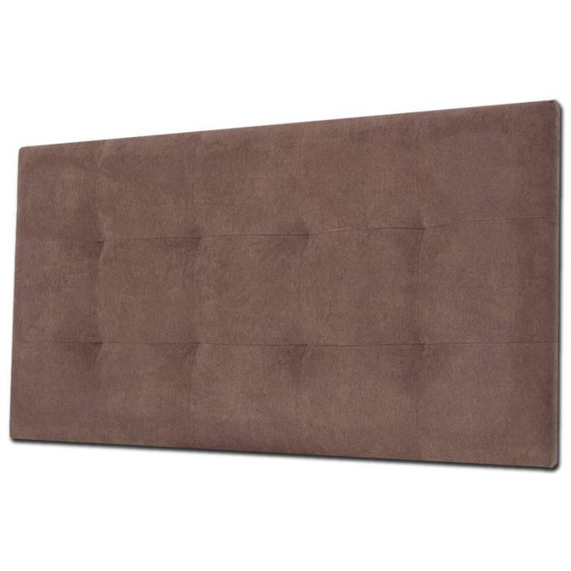 Cabecero Tablet 106 x 70 cm Tela Antimanchas Essence Wengué OFERTON