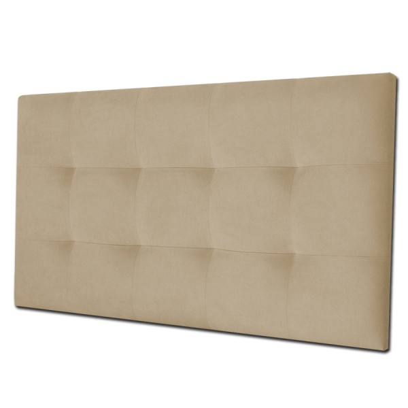 Cabecero Tablet 200 x 70 cm Tela Antimanchas Crudo OFERTON