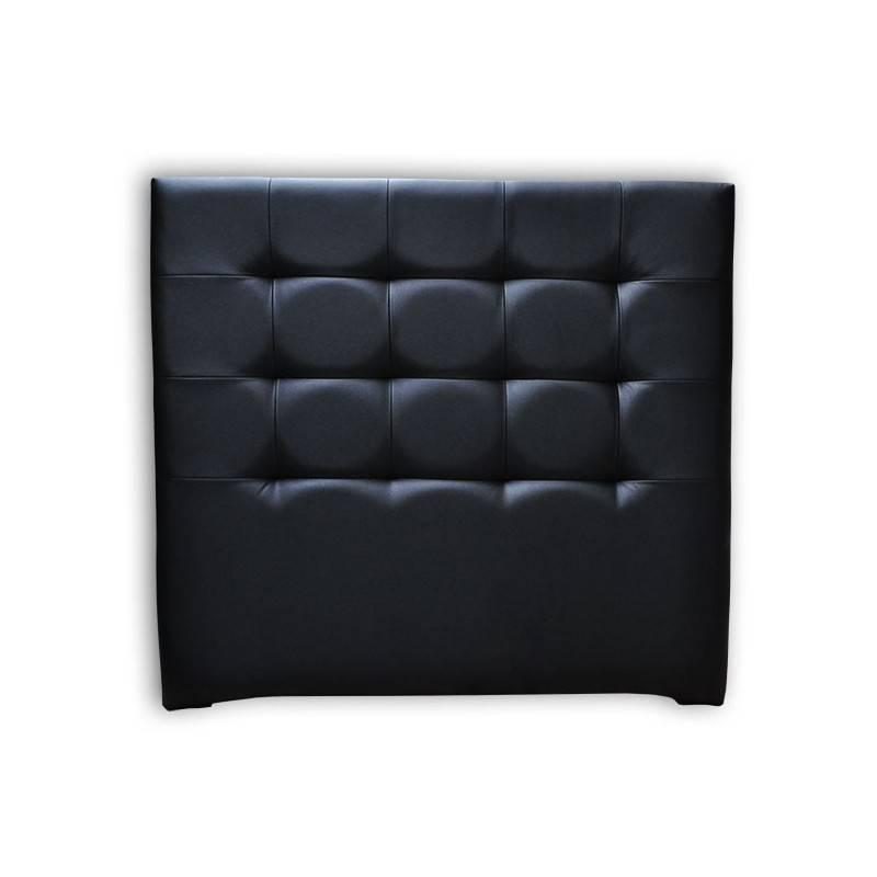 Cabecero Tablet Largo 91 x 125 cm Negro OFERTON
