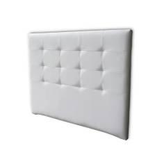 Cabecero Tablet Largo 106 x 125 cm Blanco OFERTON