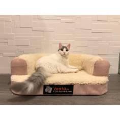 Cama de Gato Deluxe - Desenfundable