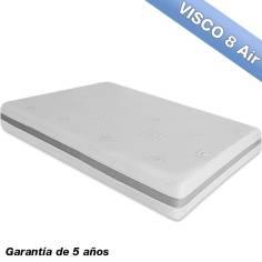 Colchón Viscoelástico Visco Air 8 OFERTON