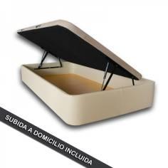 Canapé SERENA - Gran Capacidad 105 x 200 cm-Gris Antracita-Tapa en 3D (+0 €)-