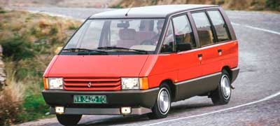 Furgoneta Renault Space